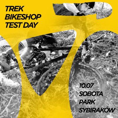 TREK Test Day